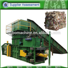 Small automatic packing machine baler for cardboard