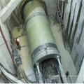 Tubes de transmission hydraulique GRP / FRP de grand diamètre