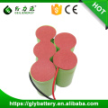 High Capacity 6V 5000mah NIMH Rechargeable Battery Pack Type D