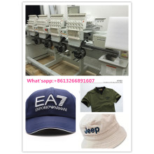 Wonyo Muti-Head Embroidery Machine for Cap and T-Shirt Embroidering