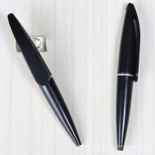 Bolígrafo promocional de plástico con bolígrafo corto para anuncio de hotel Tc-6032
