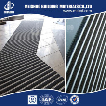 Alumínio Alloy Carpet Insert Outdoor Mat