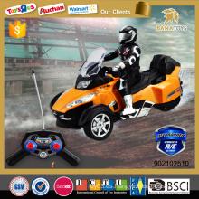 1: 8 4CH coche eléctrico de control remoto para niños