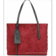 Doppelte Farbe Material Tasche in Tasche (WZX21535)