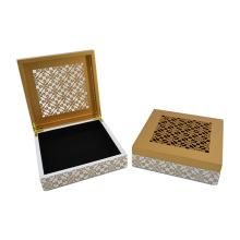 China Manufacturer Boîte en bois de haute qualité pour cadeau