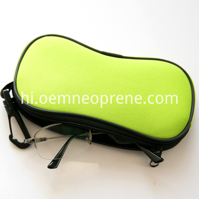 yellow Glasses Case
