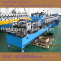 u purlin forming machine with punching system