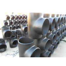 stainless/carbon steel equal/reducing pipe fittings barred tee