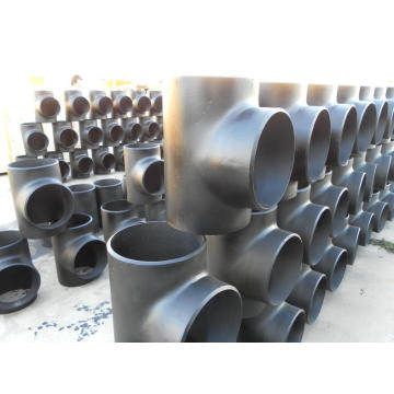 Carbon Steel Pipe Fitting Straight TEE