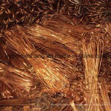 Kupferdraht Schrott mit 99,99% Reinheit