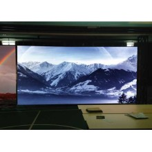 RGB HD Walling Mounting Screen for Advertising