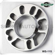cnc machining aluminum wheel spacer