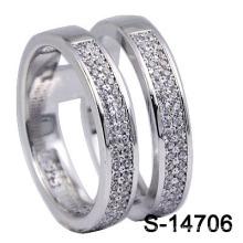 2016 neue Design Mode Messing Schmuck Ring (S-14706)