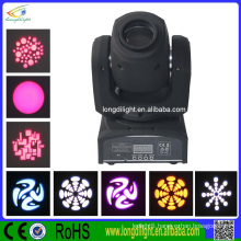 guangzhou wholesale market 1pcs 30w mini led moving head spot