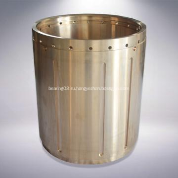 Эксцентриковая втулка для литья стали