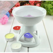Colorful Essential Oil Warmer Room Fragrance Aromatherapy Oil Candle Burner Ms-cb030