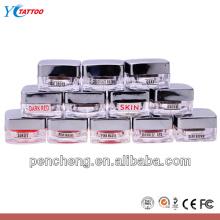 Fabrication d'alimentation 10G pigment permanent pour sourcils