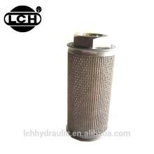 haute précision en acier inoxydable qualité filtre hydraulique élément haute précision filtre à huile