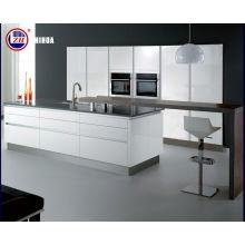 Armoires de cuisine étanches en contreplaqué (personnalisées)