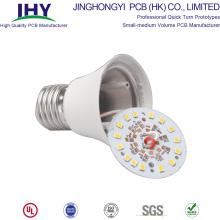 Bombilla LED Placa de circuito Tira de LED PCB flexible SMD PCB LED Matriz LED PCB