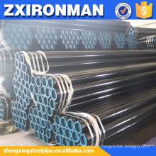 tubes au carbone acier ASTM a106 gr.b