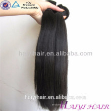 Neue Ankunft Eurasisches Reines Haar Gerade 100 Menschenhaar 3 Stücke Viel Billig Eurasischen Haar 100G / Pcs