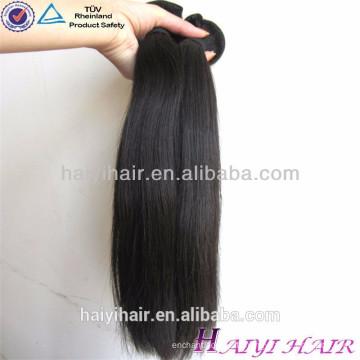 Nouvelle Arrivée Eurasian Vierge Cheveux Raides 100 Cheveux Humains 3 Pcs Lot Pas Cher Eurasienne Cheveux 100G / Pcs