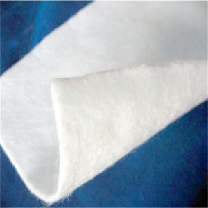 PP Nonwoven Fabric Geofabric Textile Used In Building