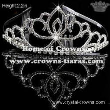 Crystal Rhinestone Birthday Party Tiaras