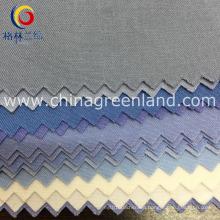 80s/2 CVC Twill Woven Fabric for Workwear Shirt Garment (GLLML226)