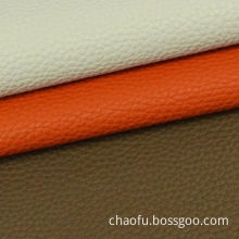 Faux PU leather for making sofa chair