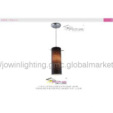 Single Hanging Glass Light