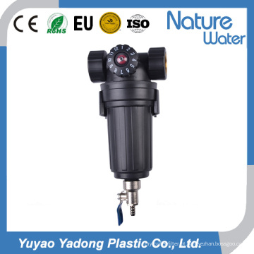 Filtro de Água Transversal para Tratamento