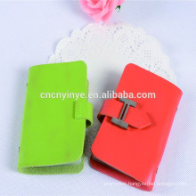 Hot sell silicone id card holder
