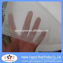 Materiais de Parede Aplicação malha de plástico
