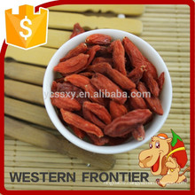 Purely natural free of polluttion thick sweet goji berry