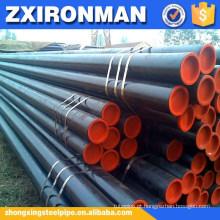 Propriedades mecânicas Din2448 St52 ST37 ST45 tubulação sem emenda de aço