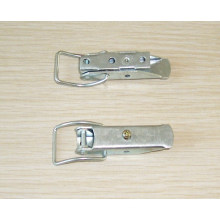 Stamping Steel Lock Catch with Zinc Coating