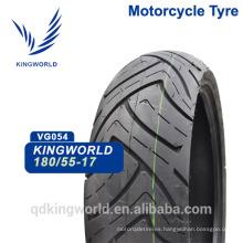 neumático barato de la calle de la motocicleta del precio - opción de calidad 180 / 55-17