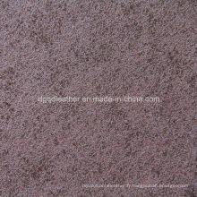 Effet de nuage de cuir de qualité forte (QDL-53218)