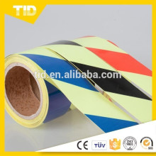 Chevron Grow tape, photo luminescent film