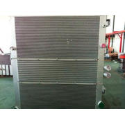 Aluminum Air Compressor Heat Exchanger / Combined Oil-Air C