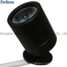 Гибкий миниатюрный светодиодный прожектор 1 Вт (DT-DGY-006)