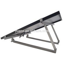 Montage à angle fixe de toit plat de produits d'énergie solaire