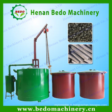 China professional manufacturer coconut shell wood charcoal briquette making machine