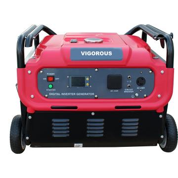 3.5KW tipo abierto generadores de gasolina RV