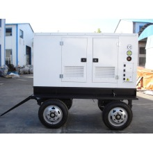 125KVA Industrial Portable Generator powered by Cummins Engnie