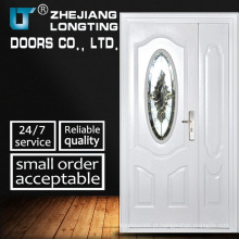 Porta dupla de segurança de aço de luxo (LTT-012D)