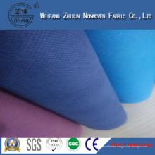 Spunbond de tela no tejida PP con bolsos Maket (uva blanca roja y amarilla)