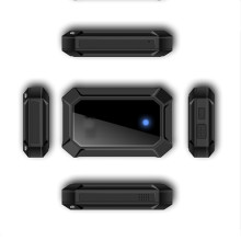 5000Mah Long Battery Life Vehicle GPS Tracker Navigator